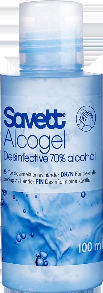 Image of Savett Alcogel (100 ml)