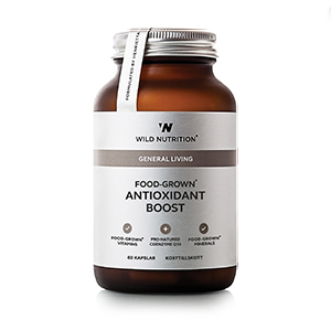 Image of Wild Nutrition Food-Grown Antioxidant Boost (60 kaps)