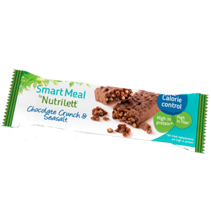 Image of Nutrilett HC Crunch Seasalt bar (60 g.)