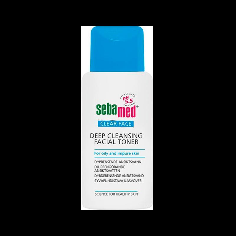 Sebamed Clear Face Deep Cleansing Facial Toner (150 ml)