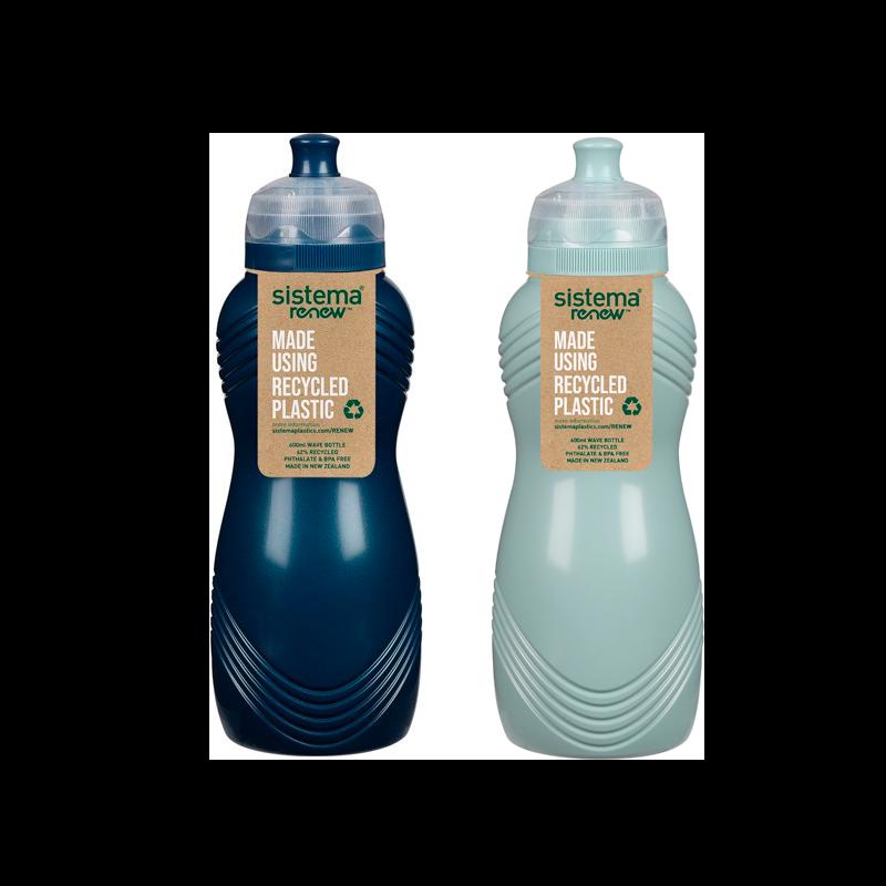 Sistema Renew Wave Bottle Ass. Farver (600 ml)