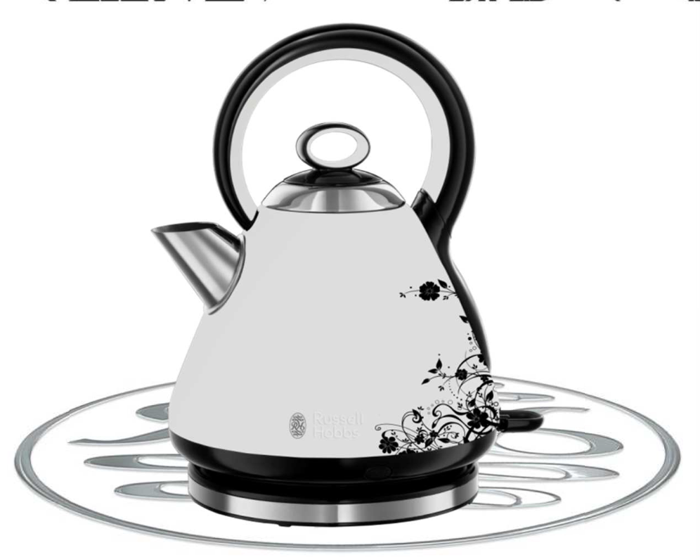Russell Hobbs Legacy Floral Kettle