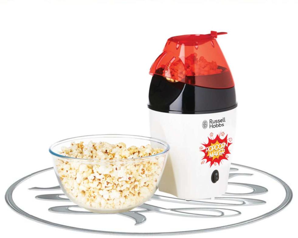 Russell Hobbs Fiesta Popcorn Maker