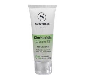 SkinOcare Klorhexidin 1% Creme - 30 ml. thumbnail