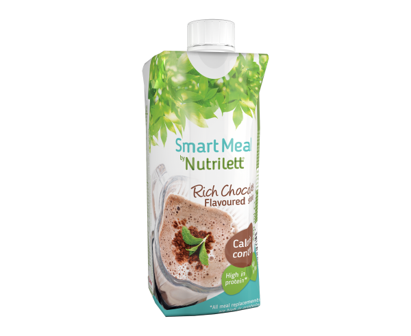 Image of Nutrilett Chocolate smoothie (330 ml.)