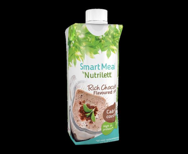 Nutrilett Chocolate smoothie (330 ml.) thumbnail