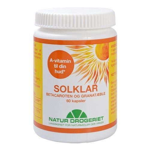 Image of Natur Drogeriet Sol-Klar (60 kapsler)