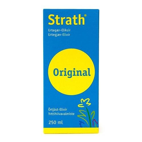 Strath urtegær eliksir (250 ml)