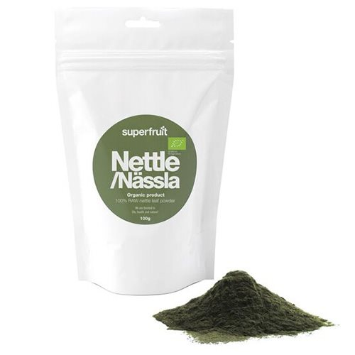 Image of Superfruit Nettle Brændnælde powder Ø (100 g)