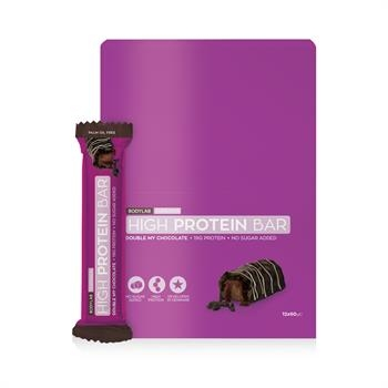 Image of Bodylab Superior Double My Chocolate Bar (12 stk)