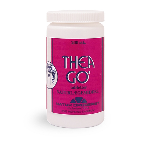 Image of Natur Drogeriet Thea Go' 280 mg (200 tabletter)