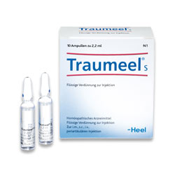 Image of Traumeel ampuller (10 x 2,2 ml)