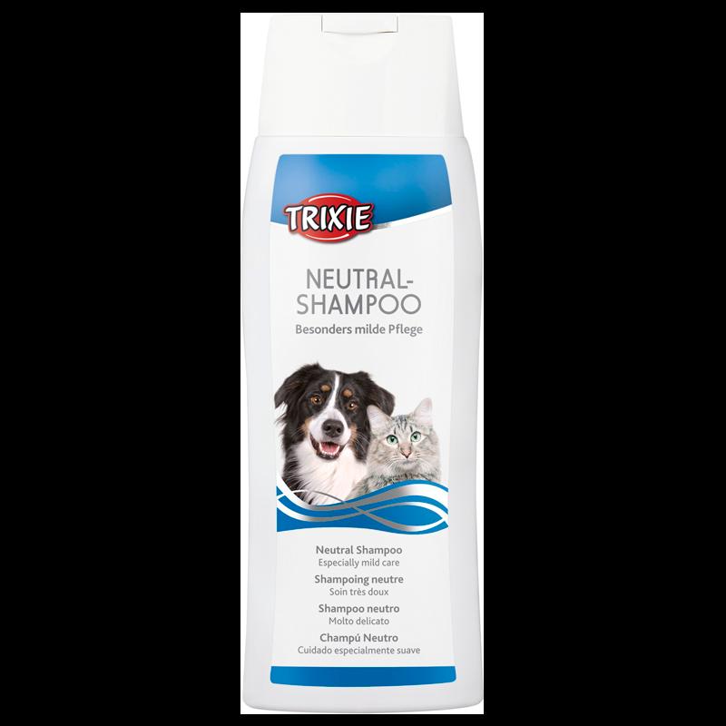 Trixie Neutral Shampoo Til Hund & Kat (250 ml)