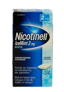 Image of Nicotinell Icemint Tyggegummi 2MG (24 stk)