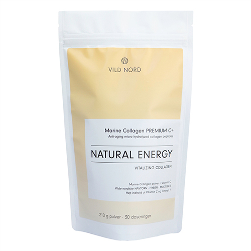 VILD NORD Collagen Natural Energy (210 g)