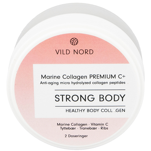 VILD NORD Collagen Strong Body (14 g)