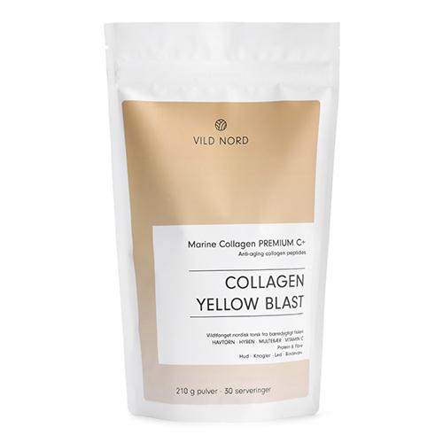 VILD NORD Collagen Yellow Blast (210 g)