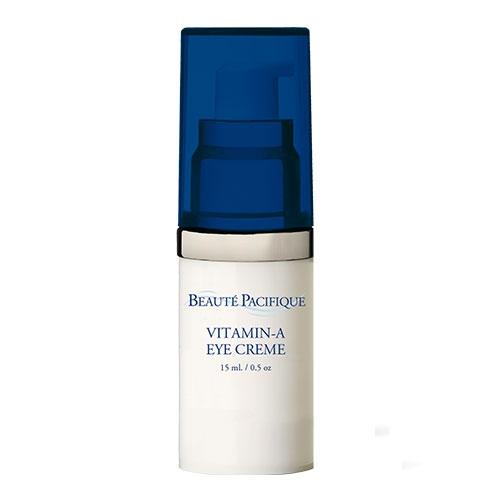 Image of Beauté Pacifique A-vitamin Øjencreme med pumpe (15 ml)