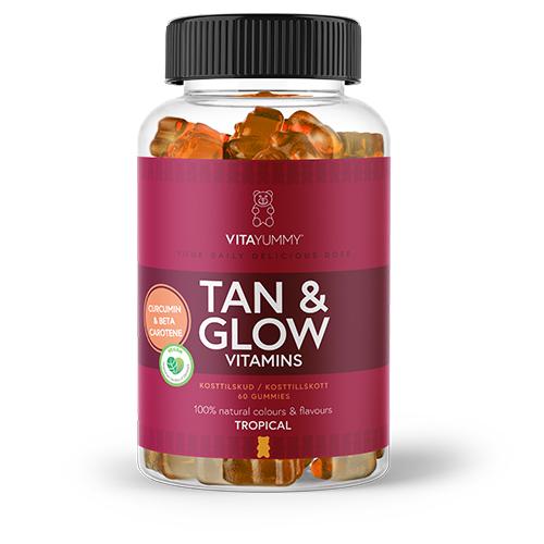 VitaYummy Tan & Glow (60 gummies)
