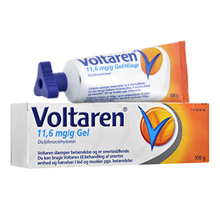 Image of Voltaren Gel 11,6 mg (100 g)