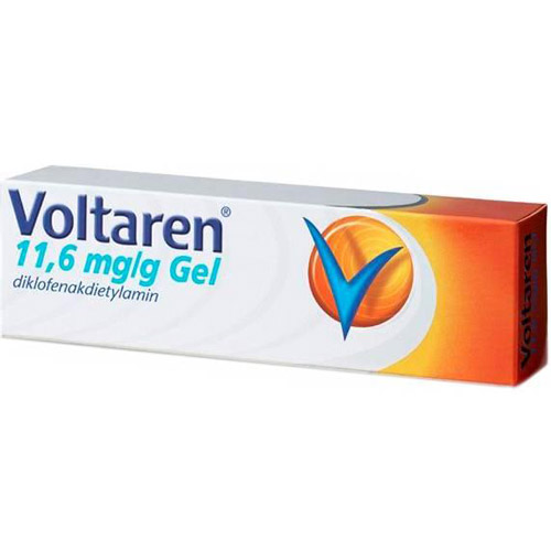 Image of Voltaren Gel 11,6 mg (50g)