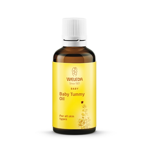 Weleda Baby Tommy Oil (50 ml)