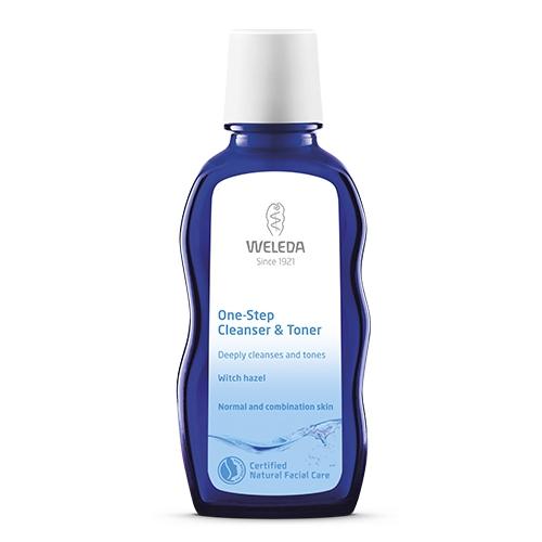 Weleda One-Step Cleanser and Toner (100 ml)