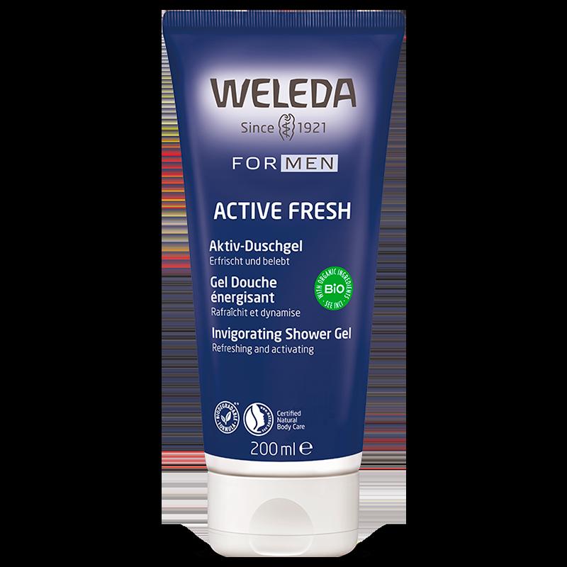 Weleda Men Active Fresh Showergel (200 ml)