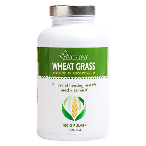 Image of Wheat Grass Juice Powder (100 gr)