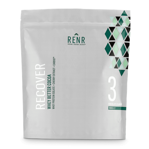 Image of RENR Whey Better chokolade proteinpulver (1 kg)