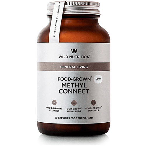 Wild Nutrition Methyl Connect (60 Kaps)