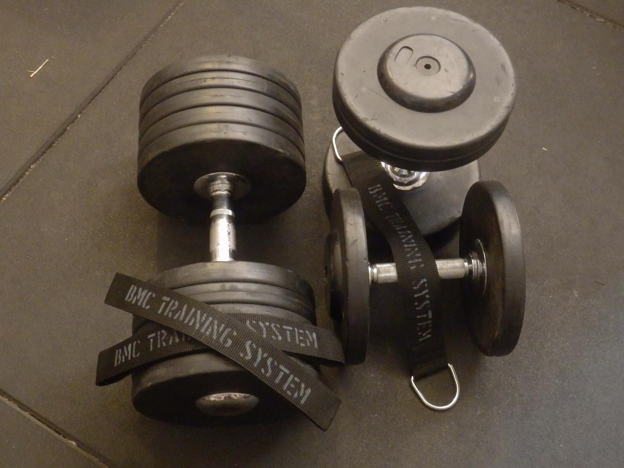 Bodylabs produkter er gode sammen med træning