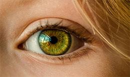 Klare Øjne