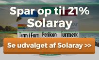 Solaray på Helsebixen
