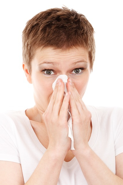 røde øjne allergi