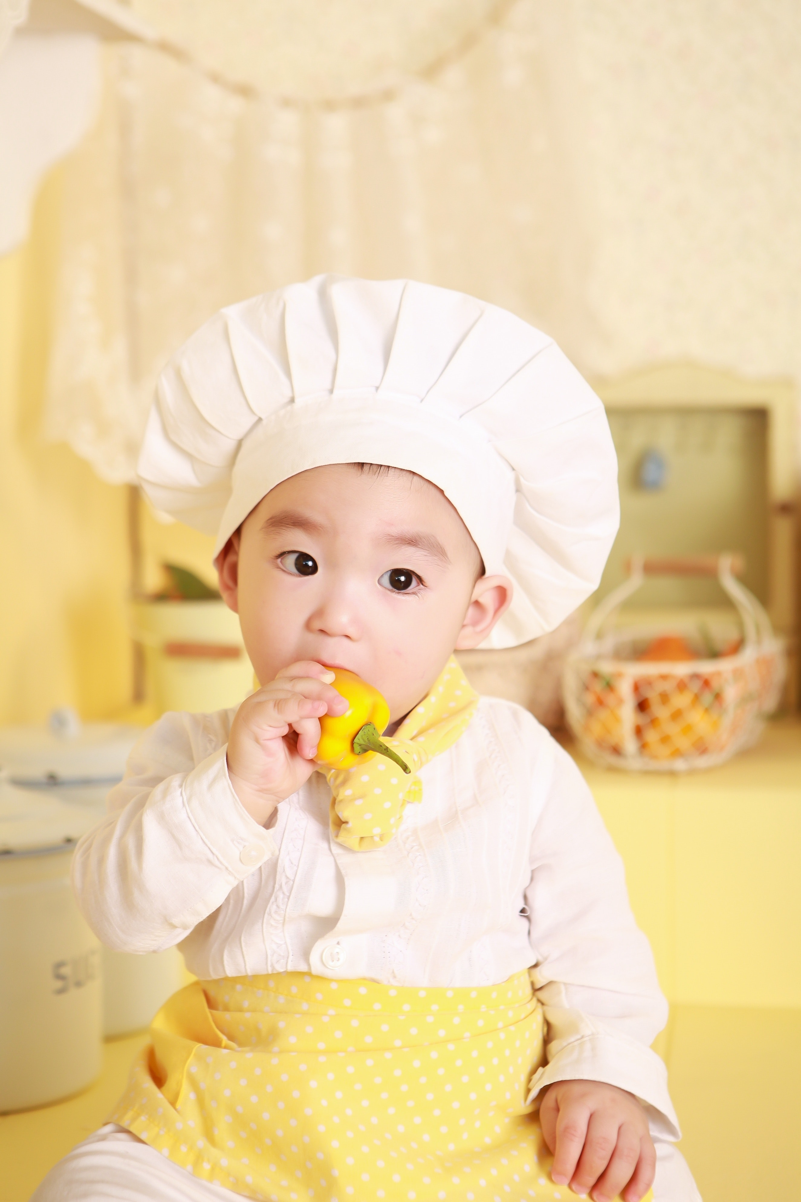 baby madlavning