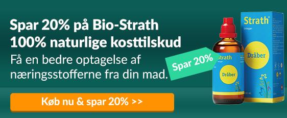 Spar 20% på Bio-Strath