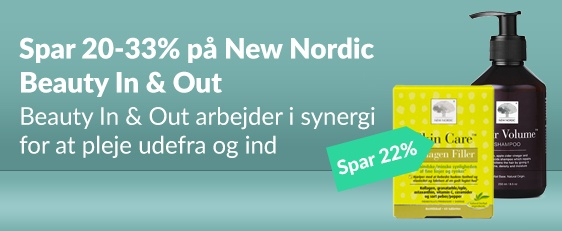 New Nordic Beauty In & Out
