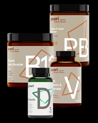 Gratis Puori D3 D-Vitamin - Værdi: 69,00 kr.
