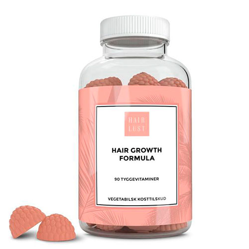 HairLust Hair Gummies