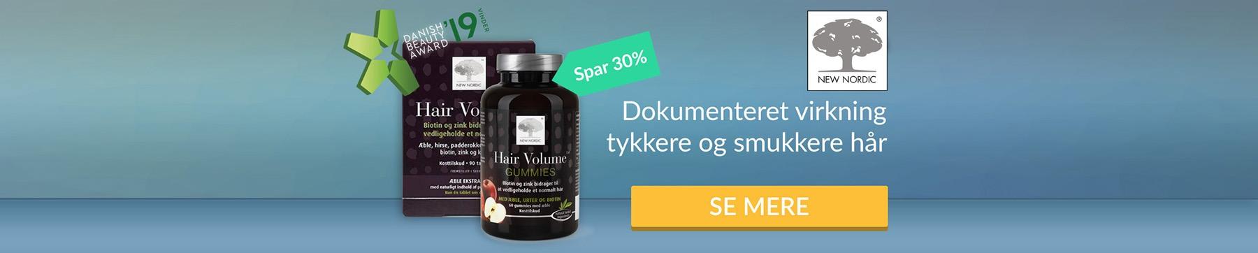 New Nordic HairVolume
