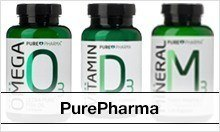 pure pharma hos Helsebixen.dk